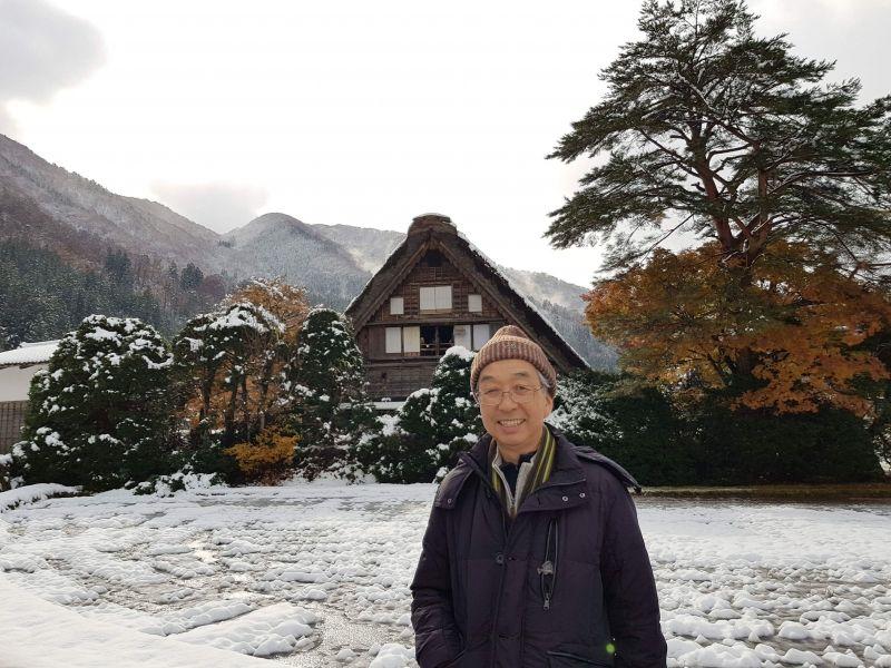 Hida Takayama tour, Shirakawa-Go