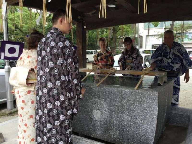 Enjoy some cultural experiences in Fukuoka!