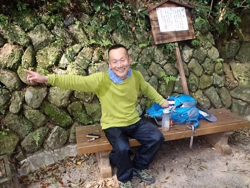 Trekking on Kumano Kodo
