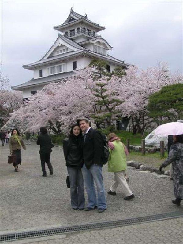 Nagahama-jyo Castle in Nagahama city, Shiga Pref. 长滨城在滋贺县