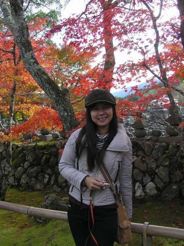 Arashiyama Park in Kyoto city, Kyoto Pref. ARASHIYAMA公园在京都府