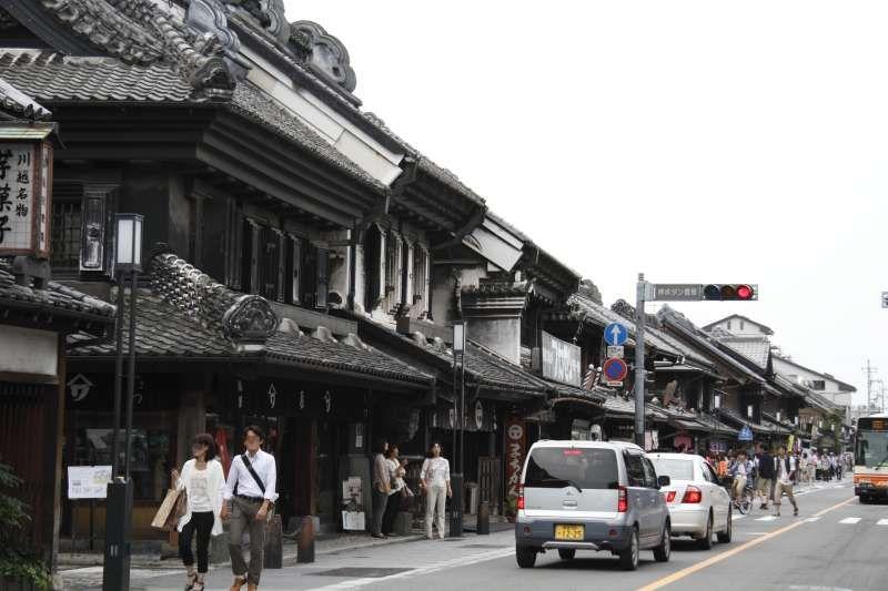 Kawagoe traditional street