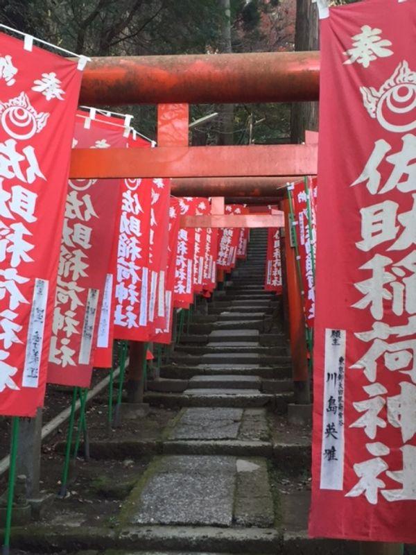 Sasuke Inari Shrine in Kamakura