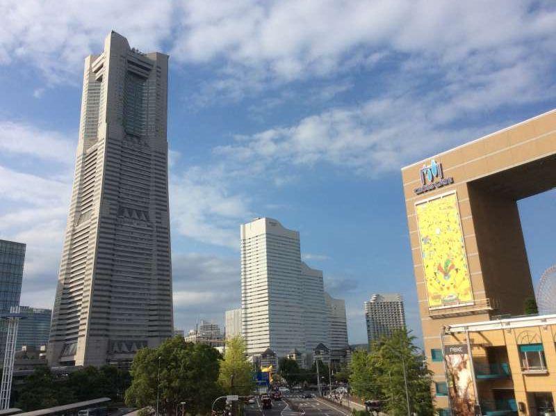 Yokohama, Minato Mirai (Landmark Tower)