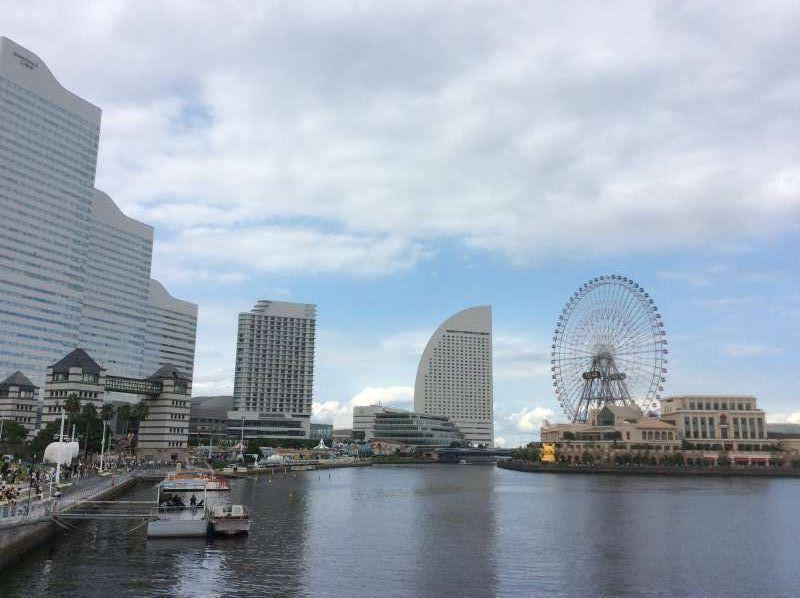 Yokohama, Minato Mirai
