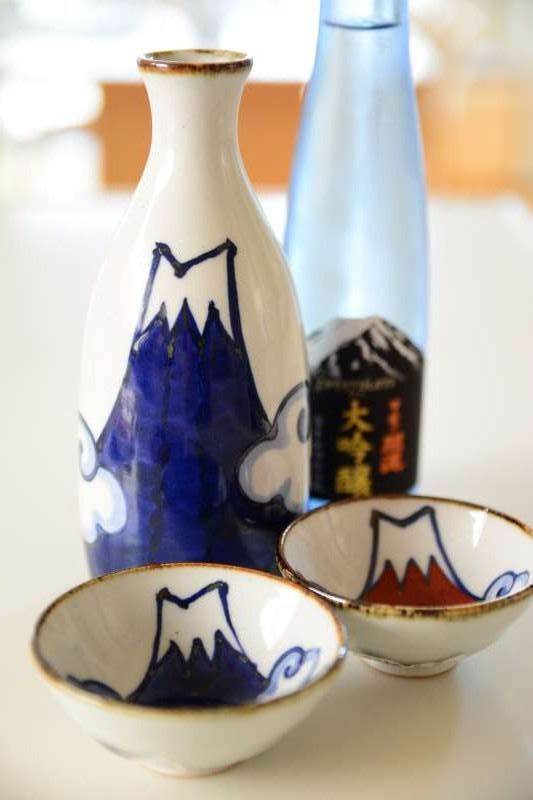 Sake, Japanese rice wine