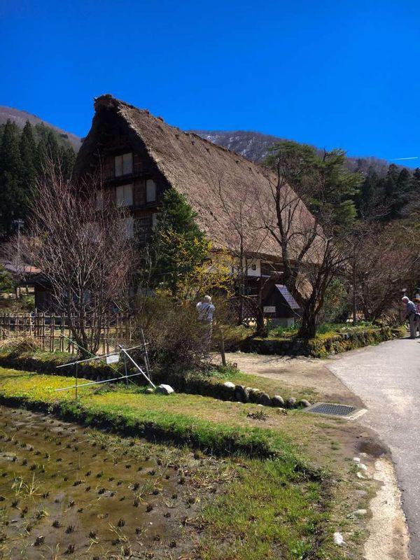 Wada Family House in Shirakawago