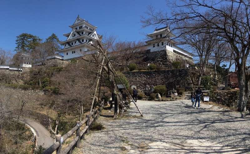 Gujo Hachiman Castle,Gifu