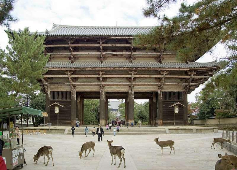 Toudaiji Temple, Nara