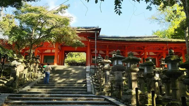 Kasuga Taisha Grand Srine in Nara