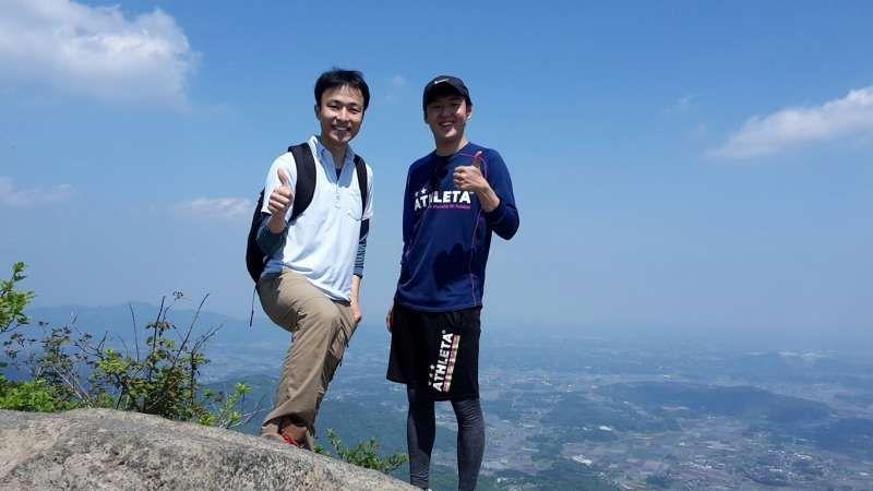 Mt. Tsukuba (Ibaraki Pref.)