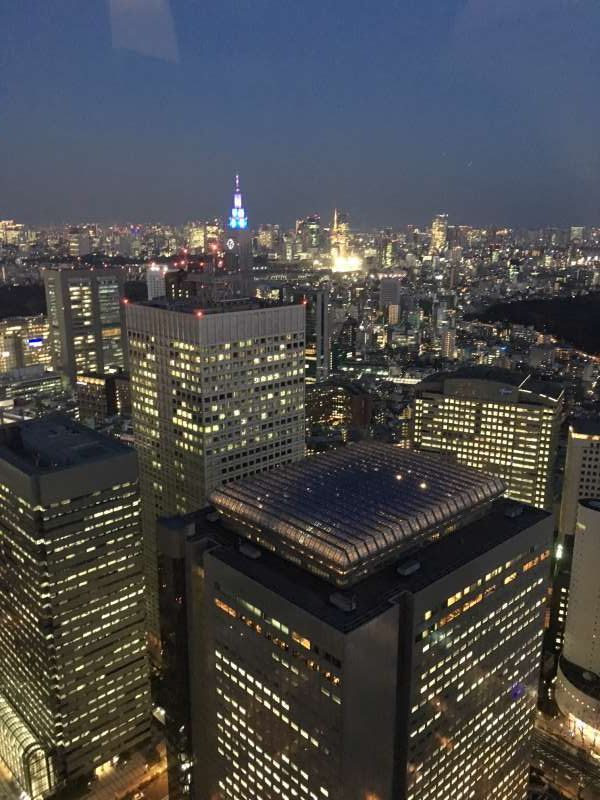 Tokyo Metropolitan Government Bldg.