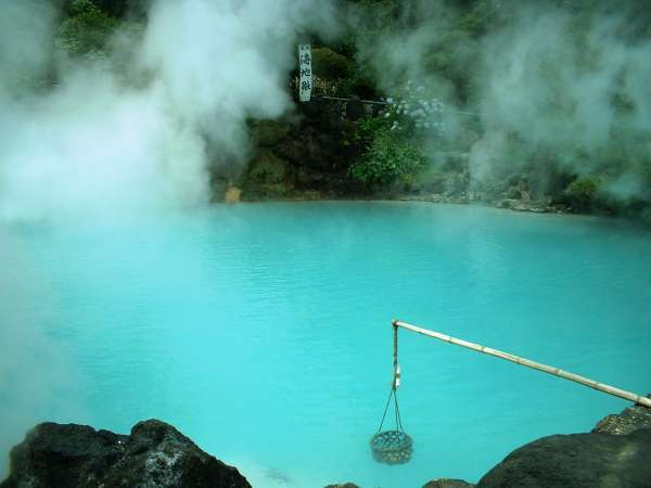 4 of the Best Sights in Beppu