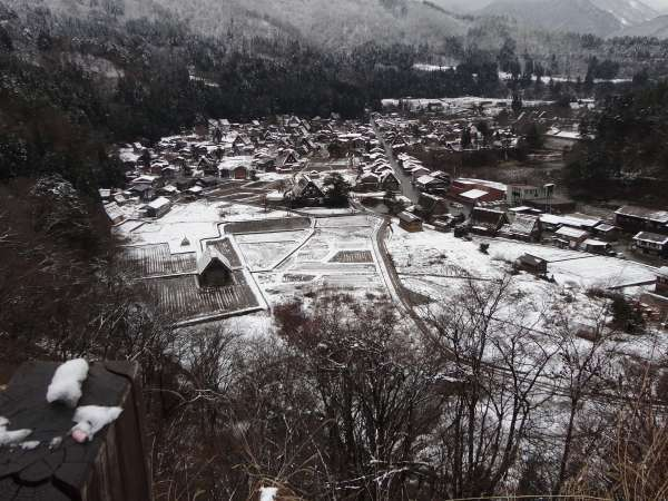 3-day Shirakawa-go Tour(Watch a Video)