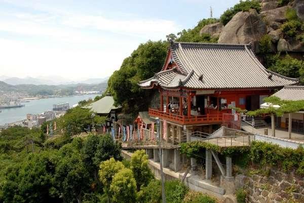 5 Awesome Hiroshima Temples