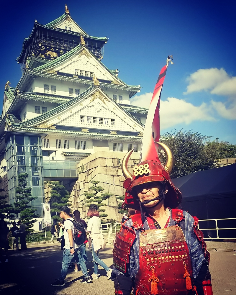 My profile & KANSAI(Kyoto, Osaka) must-see places