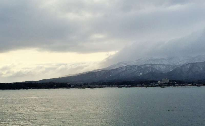 Sado Island: The magic of winter - Day 1