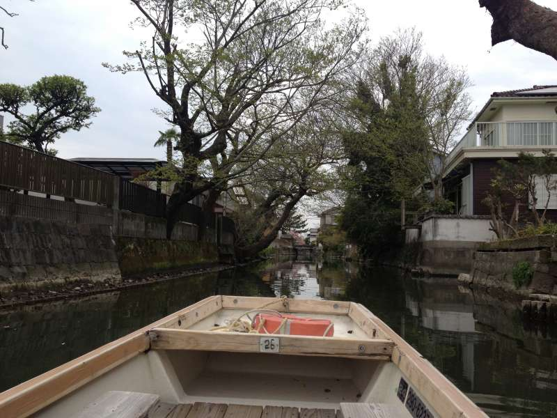 A boat tour is waiting for you!