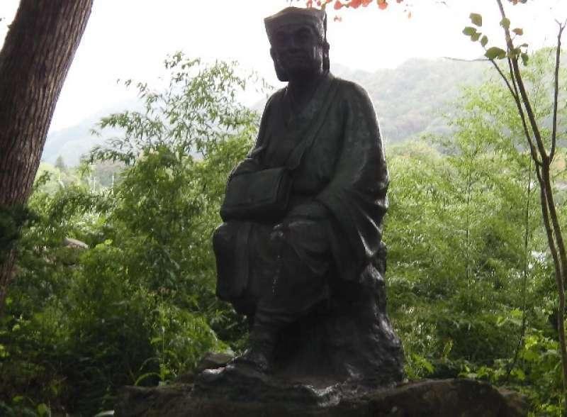 Autumn excursion to Risshaku-ji temple