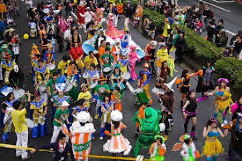 Tokyo Halloween 2016 - Events and What to do