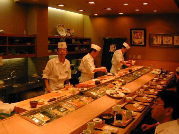 How to: Ordering at a Japanese Restaurant