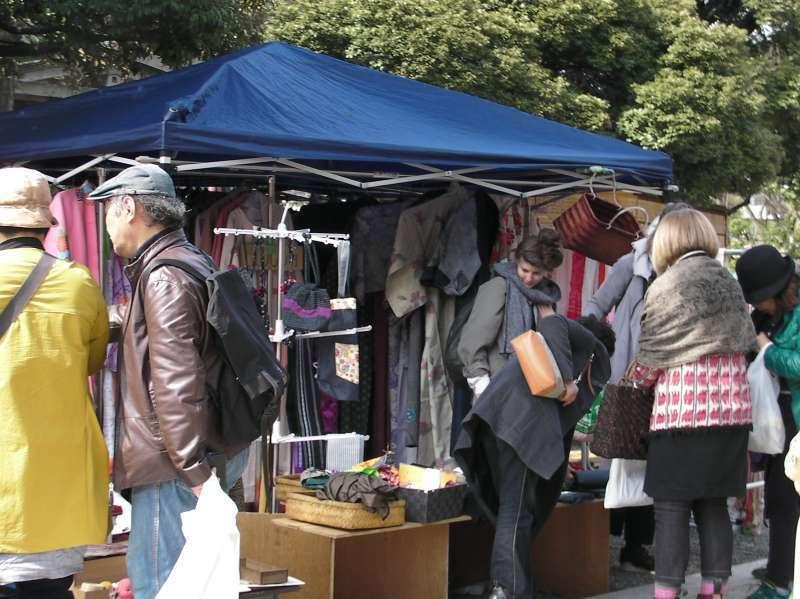 Antique/flea Market @ Monzen nakacho
