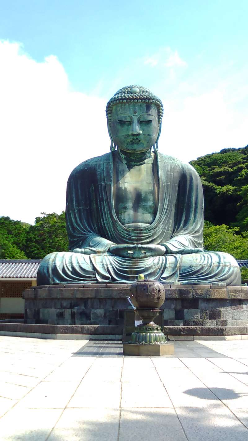 Great Buddha and Various Historical And Cultural Spots in Kamakura