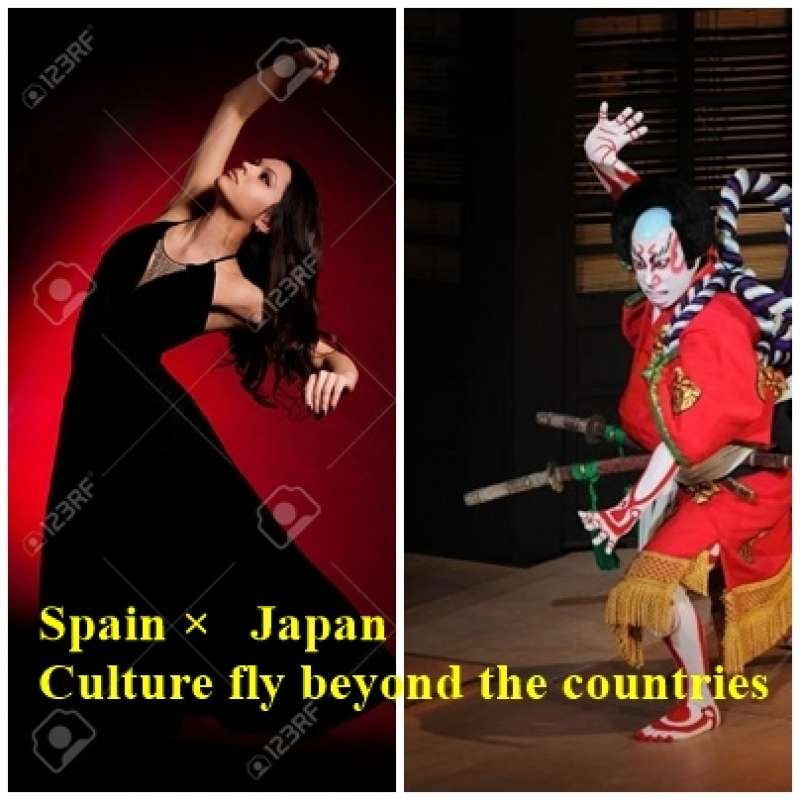 Spanish Flamenco-loving country, Japan. Why?