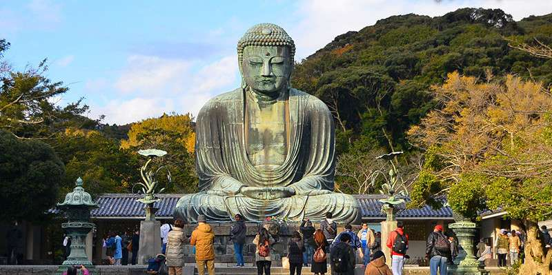 Day tour to Kamakura from Tokyo - How to go and what to do