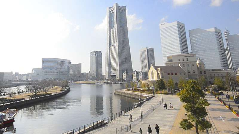 Day tour to Yokohama from Tokyo - How to go and what to do