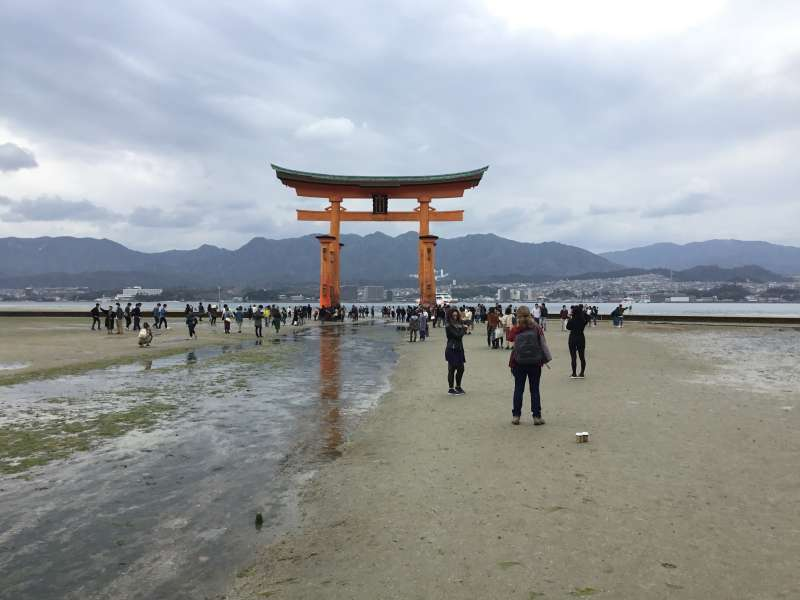 Itsukushima Shrine Introduction Of World Culture Heritage As the history and architecture Importance
