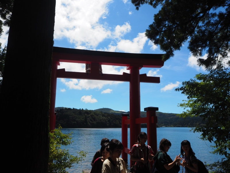 Photos in Hakone