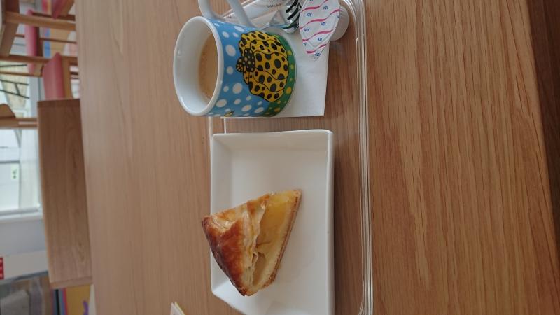 十和田現代美術館 cafe time