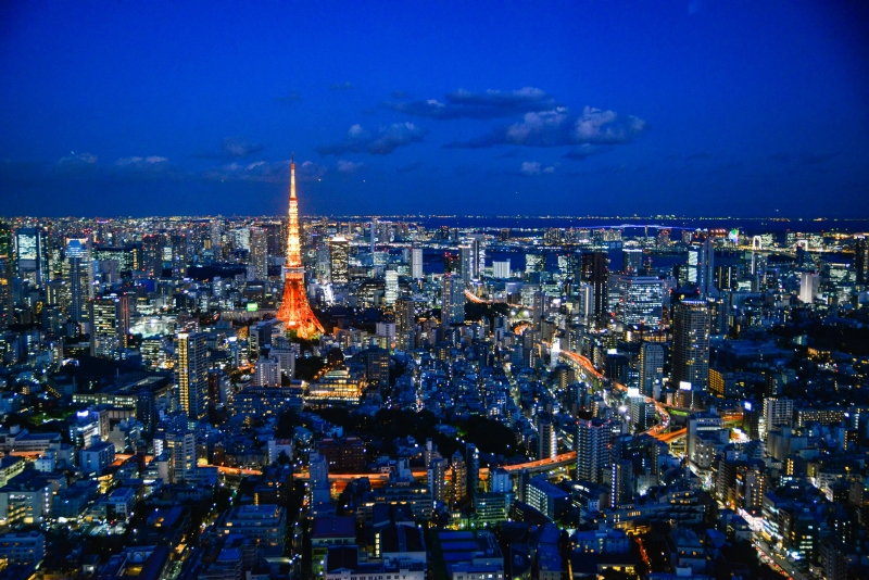 Tokyo Neon Lights: 5 Best Spots to See Tokyo at Night