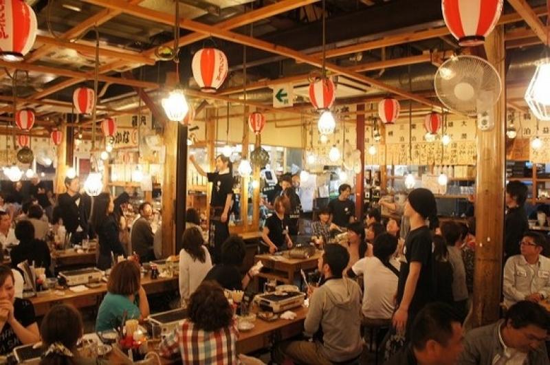 Trendy Izakaya Tour in Tokyo, Don't miss it.