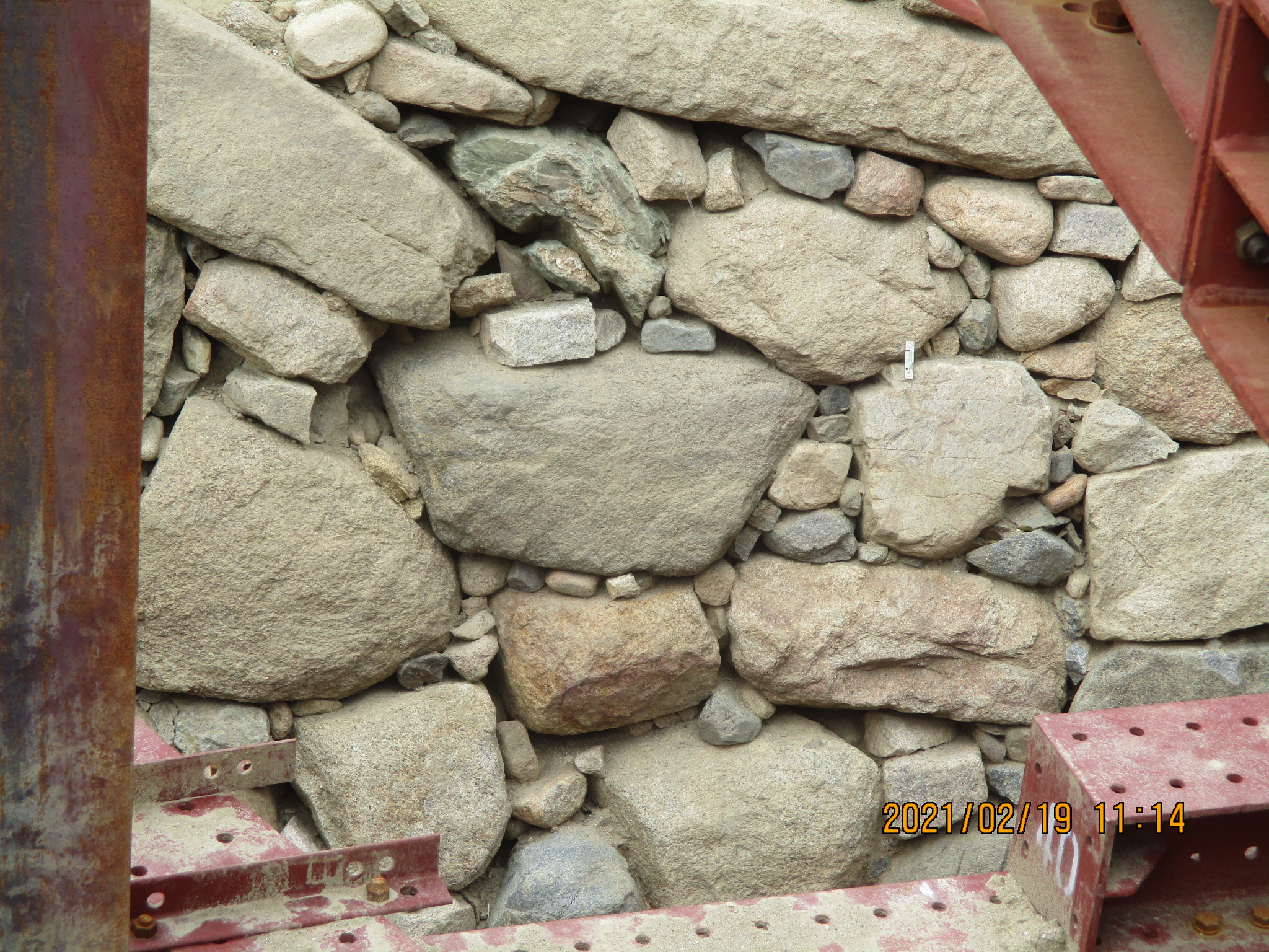 OSAKA CASTLE  PLUMB and Stone Walls (with video)
