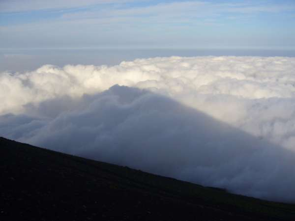 Four Starting Points for Climbing Mount Fuji