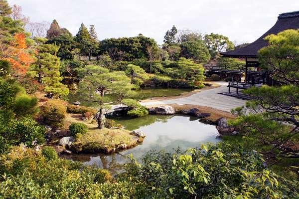 Ten Kyoto World Heritage Sites