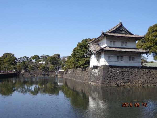 Edo (present-day Tokyo) and Tokyo