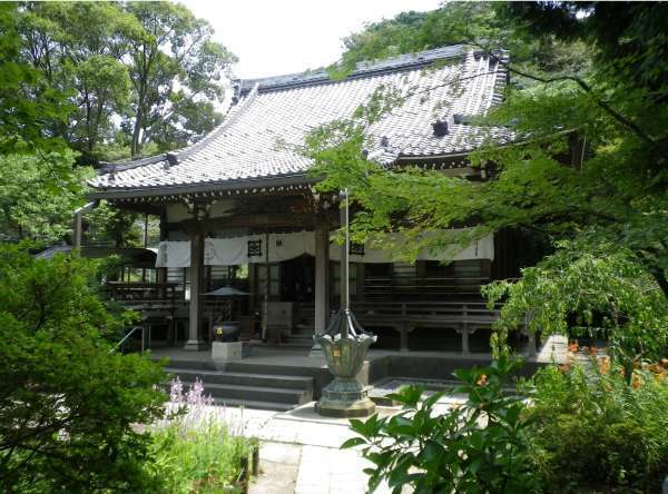 Five Kamakura Temples Shrouded by Nature