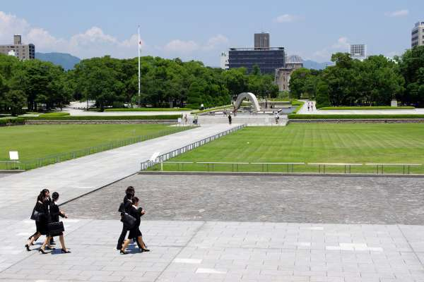 5 Hiroshima Peace Related Sights