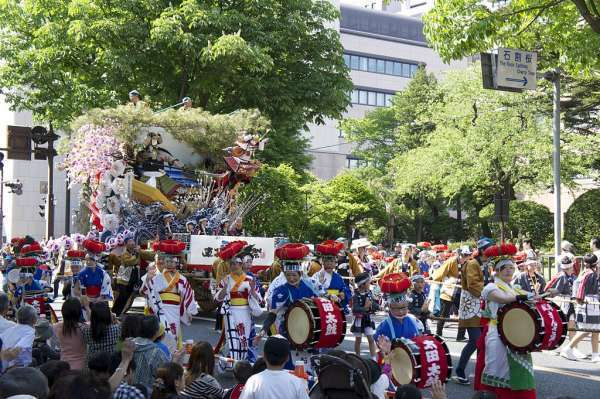 Three Great Festivals this August in Japan