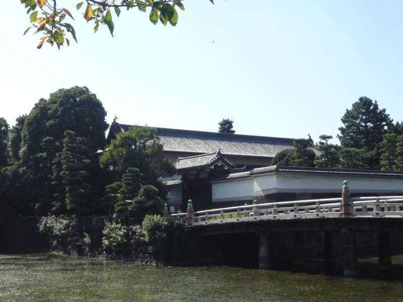 Gate of the Imperial Palace East Garden