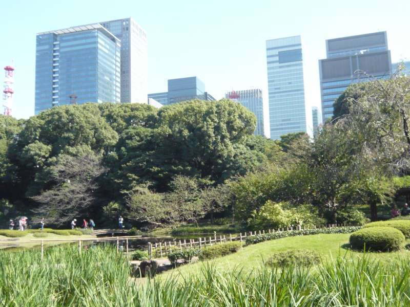 The Imperial Palace East Garden