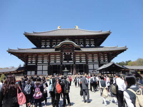 Daibutsuden at Todaiji Temple