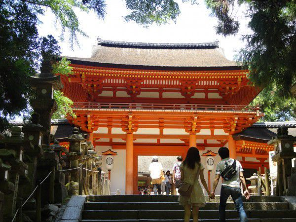 Kasuga Taisha Shrine South Gate