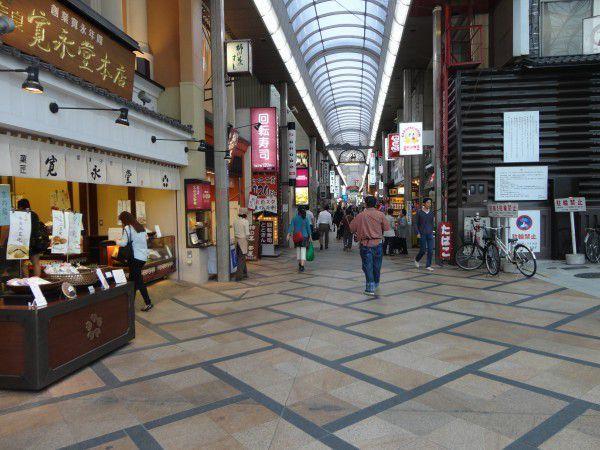 The street of Naramachi