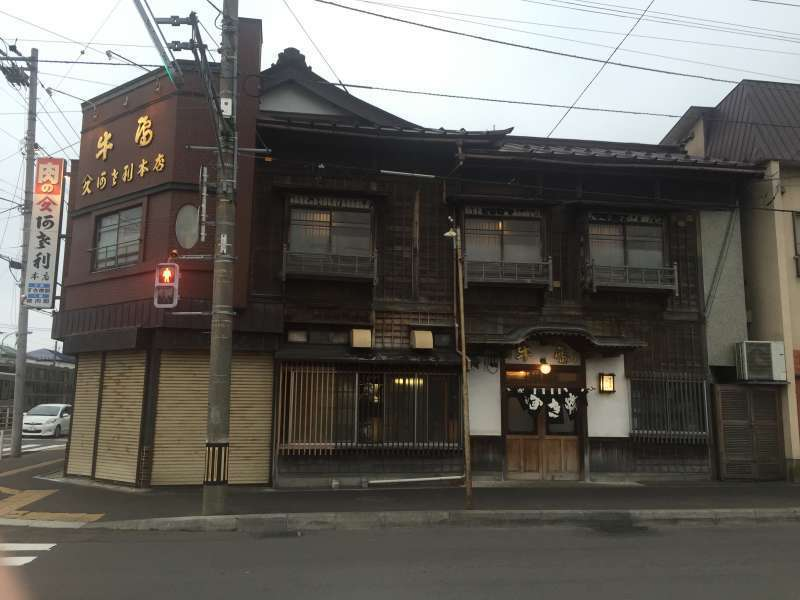 Asari, 80-year-old Japanese-style sukiyaki restaurant