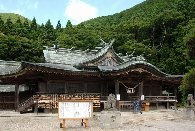 Hakodate Hachimangu Shrine