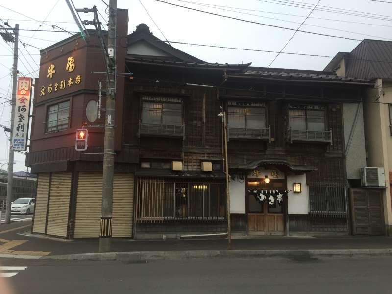 Asari, Sukiyaki restaurant
